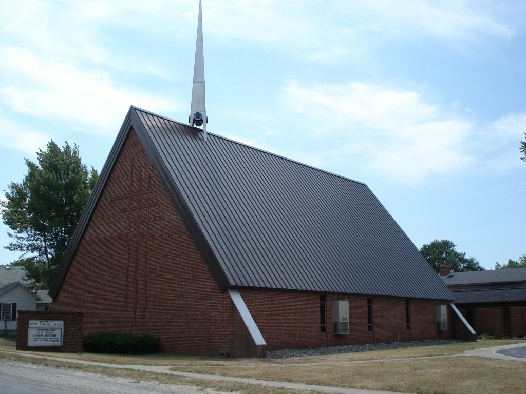 image of the church
